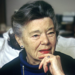 Author Rosamunde Pilcher