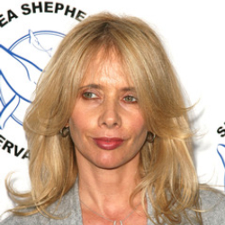 Author Rosanna Arquette