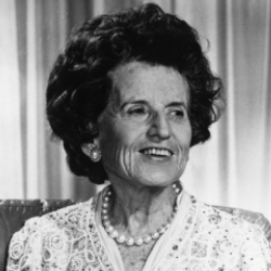 Author Rose Kennedy