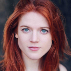 Author Rose Leslie