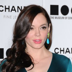 Author Rose McGowan