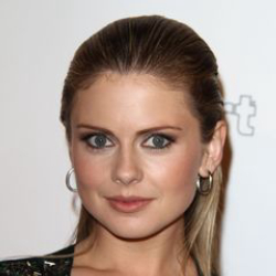 Author Rose McIver