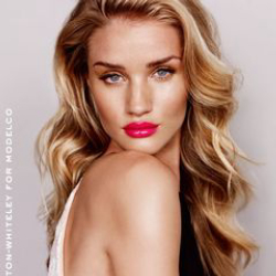 Author Rosie Huntington-Whiteley