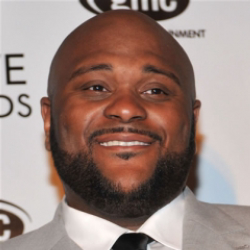 Author Ruben Studdard