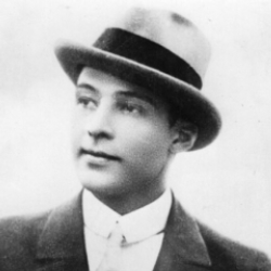 Author Rudolph Valentino