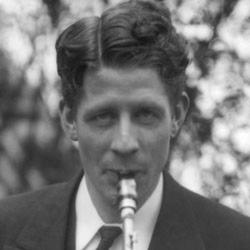 Author Rudy Vallee