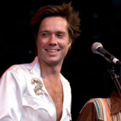 Author Rufus Wainwright