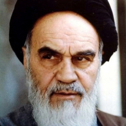 Author Ruhollah Khomeini