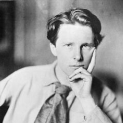 Author Rupert Brooke
