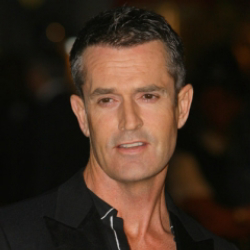 Author Rupert Everett
