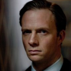 Author Rupert Penry-Jones