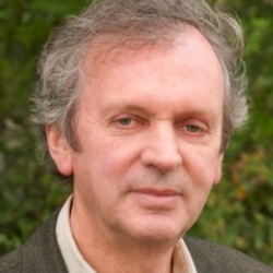 Author Rupert Sheldrake