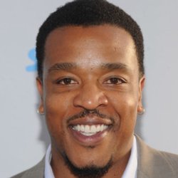 Author Russell Hornsby