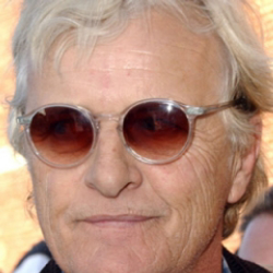 Author Rutger Hauer