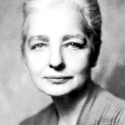 Author Ruth Benedict