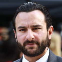 Author Saif Ali Khan