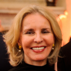 Author Sally Quinn