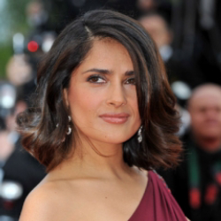 Author Salma Hayek