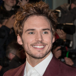Author Sam Claflin