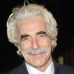 Author Sam Elliott