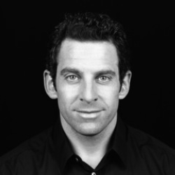 Author Sam Harris