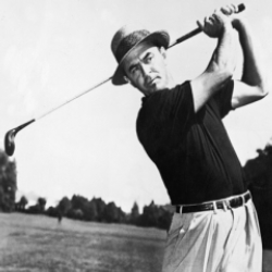 Author Sam Snead