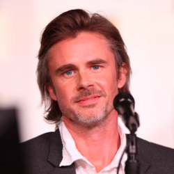 Author Sam Trammell