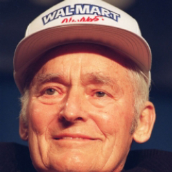 Author Sam Walton