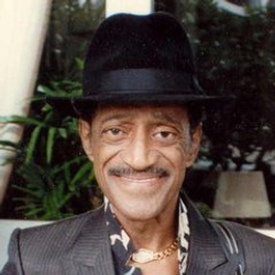 Author Sammy Davis, Jr.