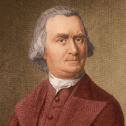 Author Samuel Adams