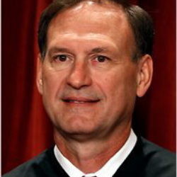 Author Samuel Alito