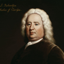 Author Samuel Richardson