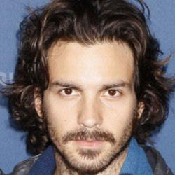 Author Santiago Cabrera
