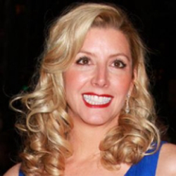 Author Sara Blakely
