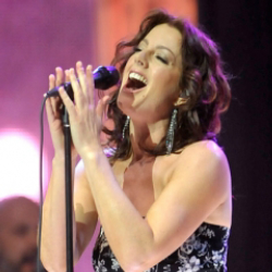 Author Sarah McLachlan
