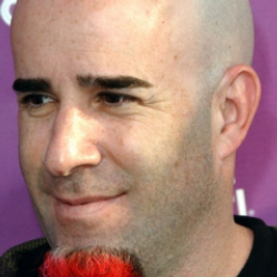 Author Scott Ian