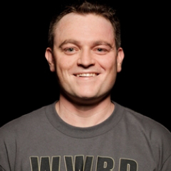 Author Scott Snyder