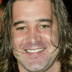 Author Scott Stapp