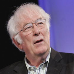 Author Seamus Heaney