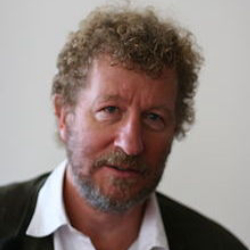 Author Sebastian Faulks