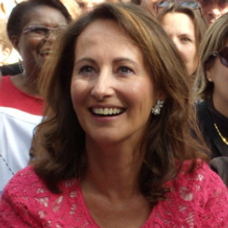 Author Segolene Royal