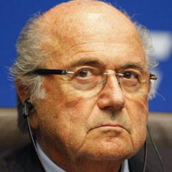 Author Sepp Blatter