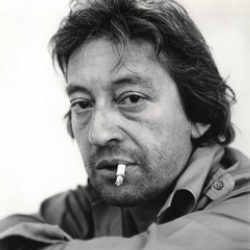 Author Serge Gainsbourg