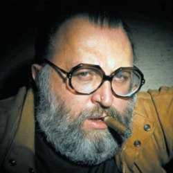 Author Sergio Leone