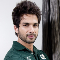 Author Shahid Kapoor
