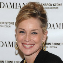 Author Sharon Stone
