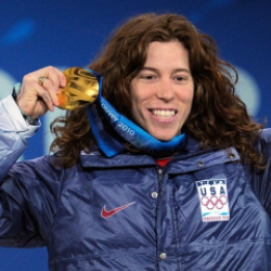Author Shaun White