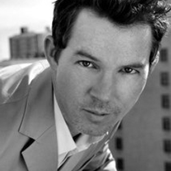Author Shawn Hatosy