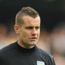 Author Shay Given