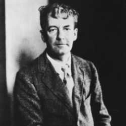 Author Sherwood Anderson